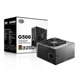 COOLER MASTER G Series G500W 80 PLUS BRONZE [RS500-ACAAB1-EU] - Power Supply Below 600w